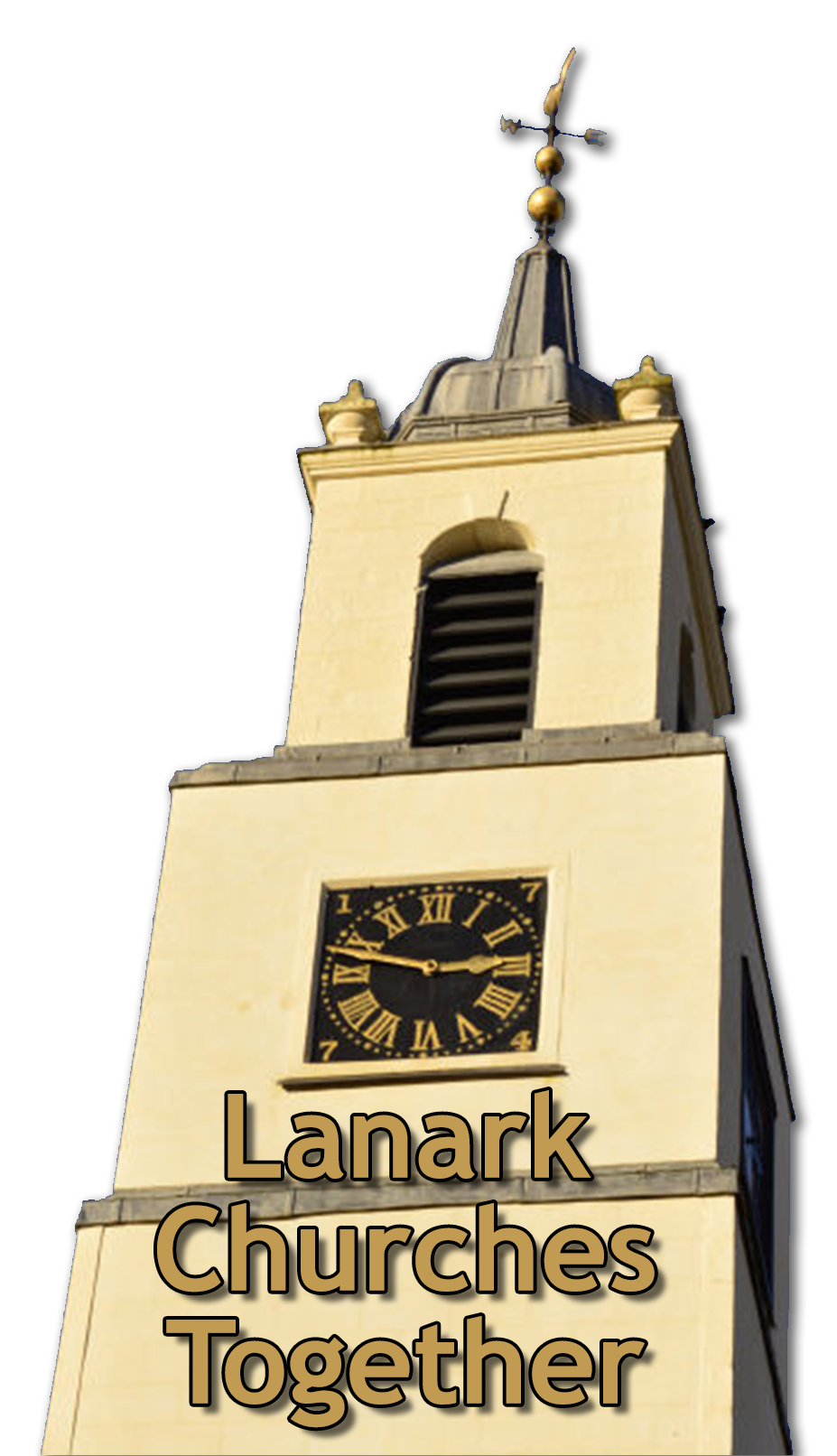 The Churches in Lanark